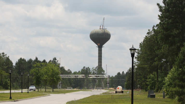 Brunswick Forest Water Tower - SEPI, Inc