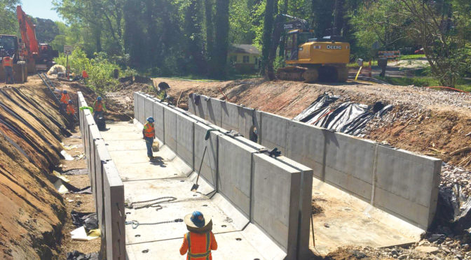 Simmons Branch Stormwater Improvements image
