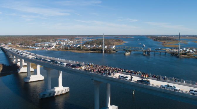 Intracoastal Waterway Bridge/NC 50/210 (B-4929) image