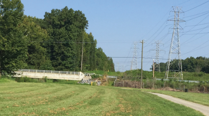 Irish Buffalo Creek Greenway image