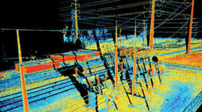Centennial Substation Survey image